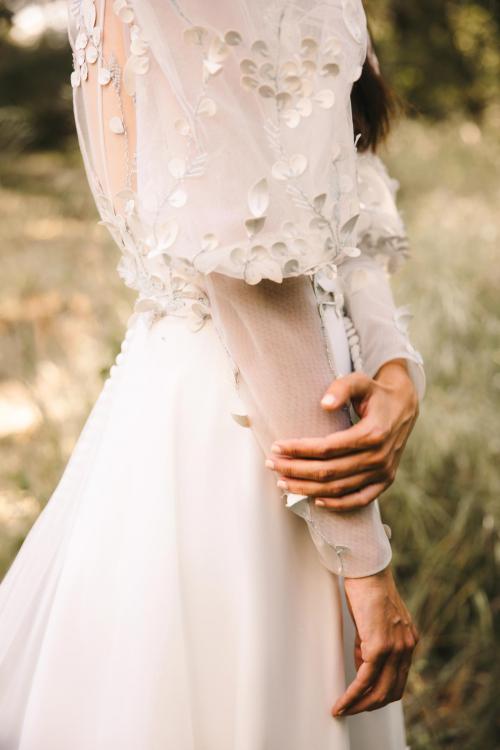 Vestidos de novia 2022 Silvia Fernandez Dylan 7