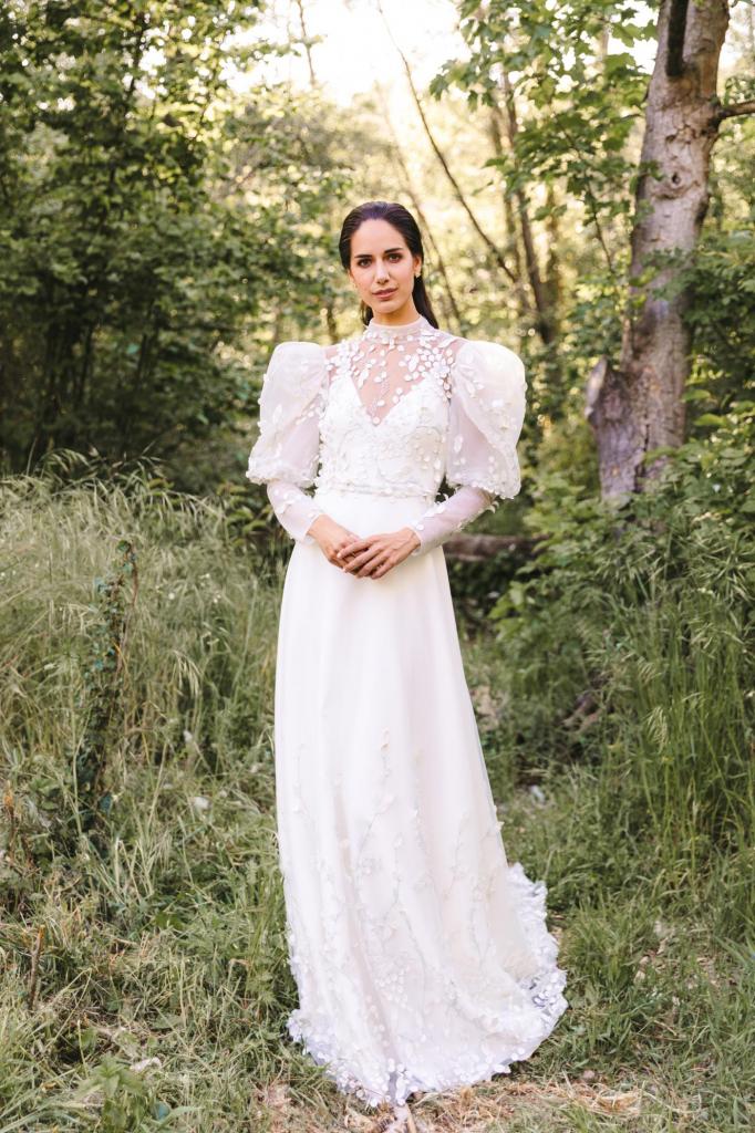 Vestidos de novia 2022 Silvia Fernandez Dylan 8
