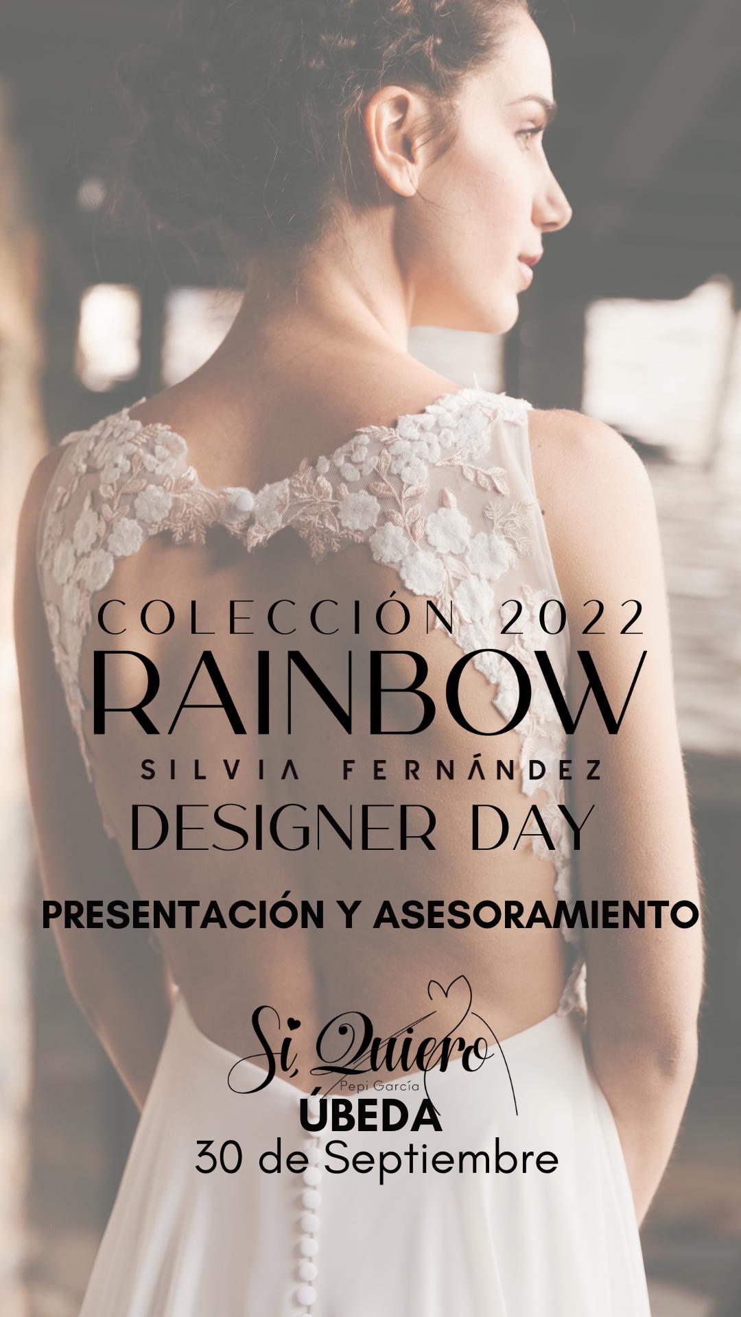 Evento Rainbow Si quiero - Silvia Fernandez