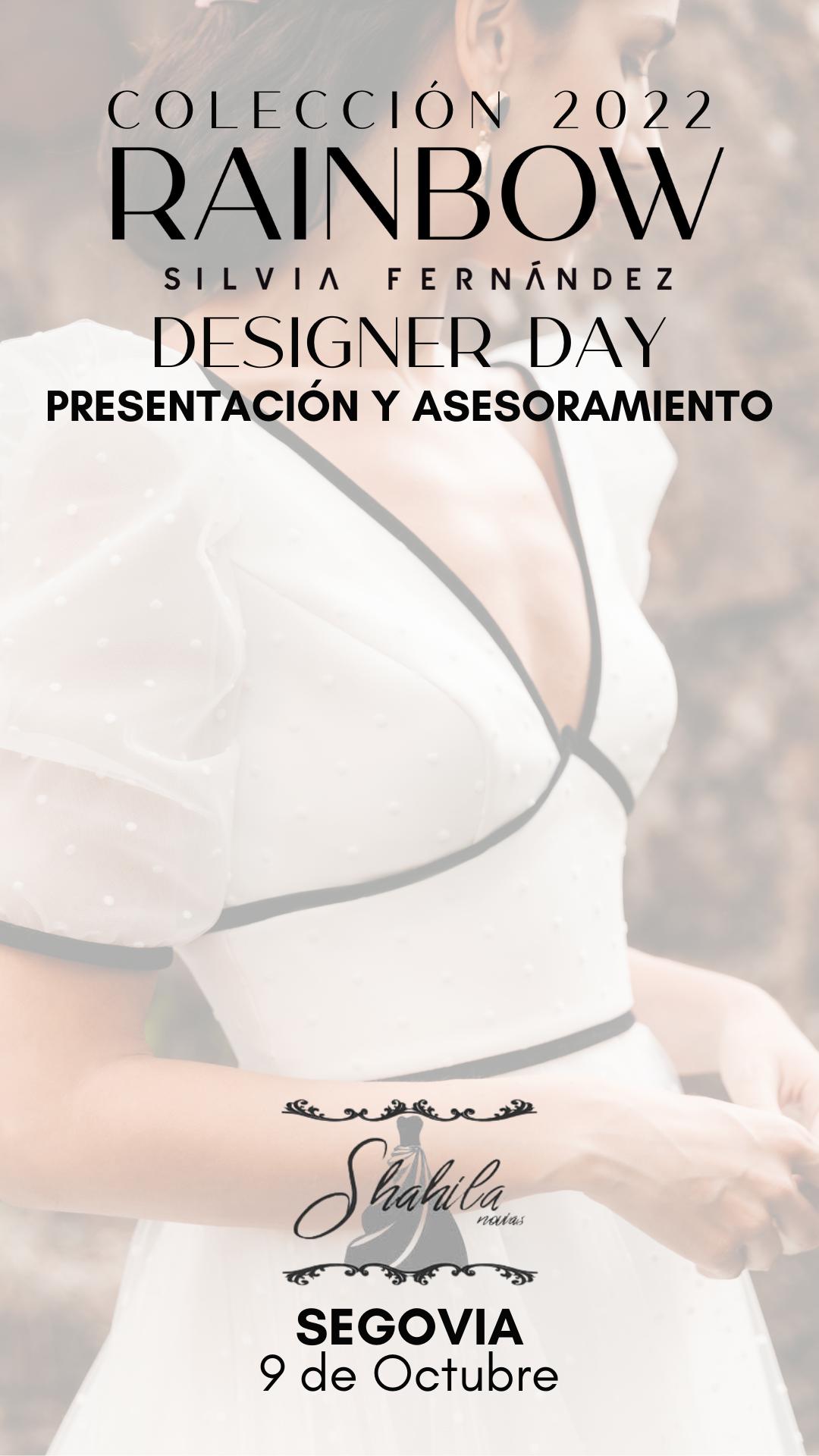 Evento Rainbow Sahila novias - Silvia Fernandez