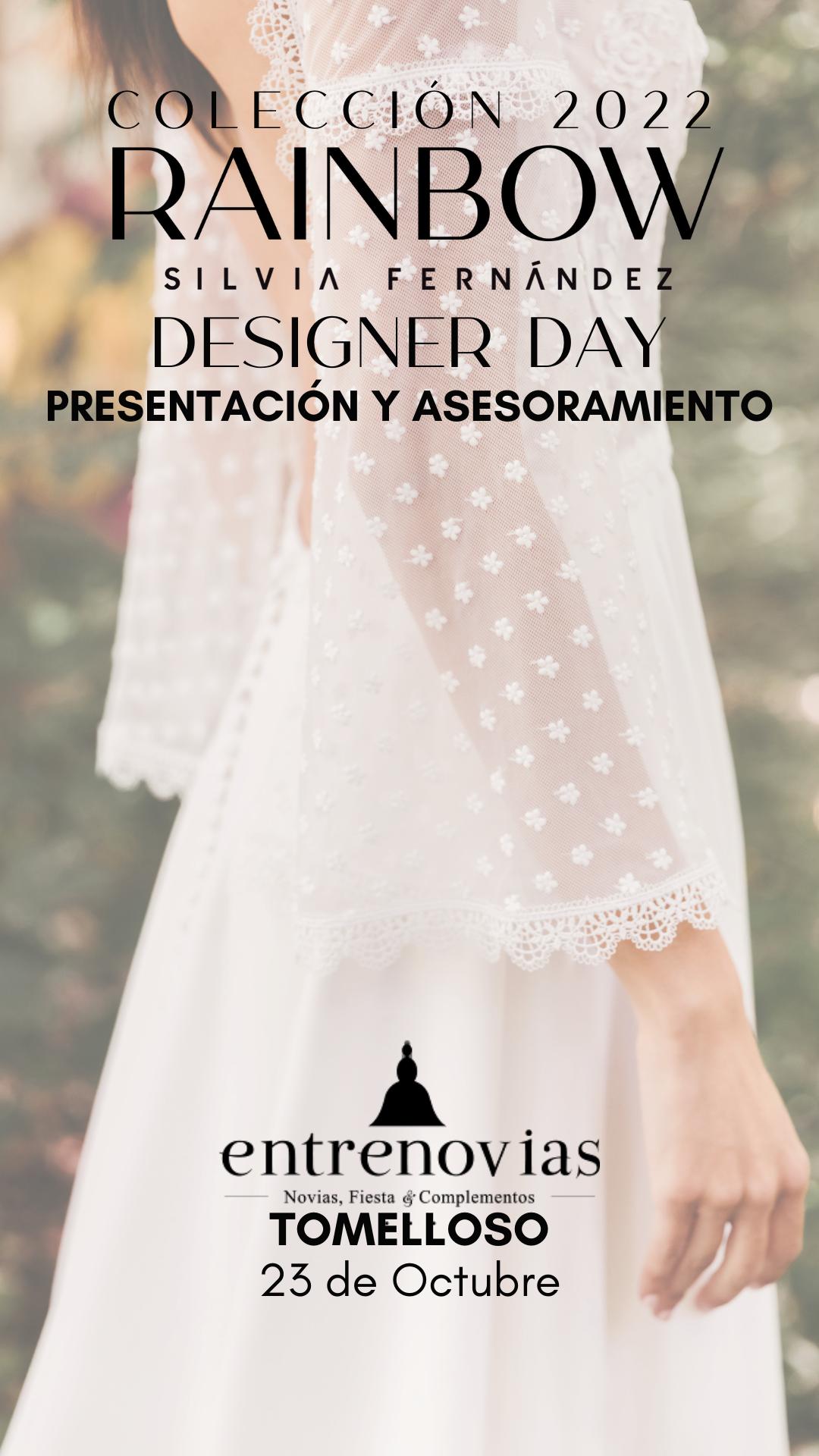 evento Rainbow Entrenovias - Silvia Fernandez